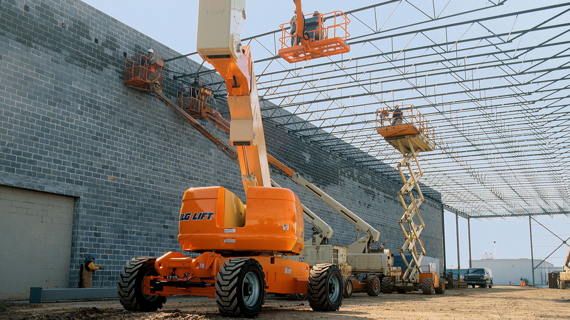 Boom lift rental, Forklift rental, Scissor lift rental Miami