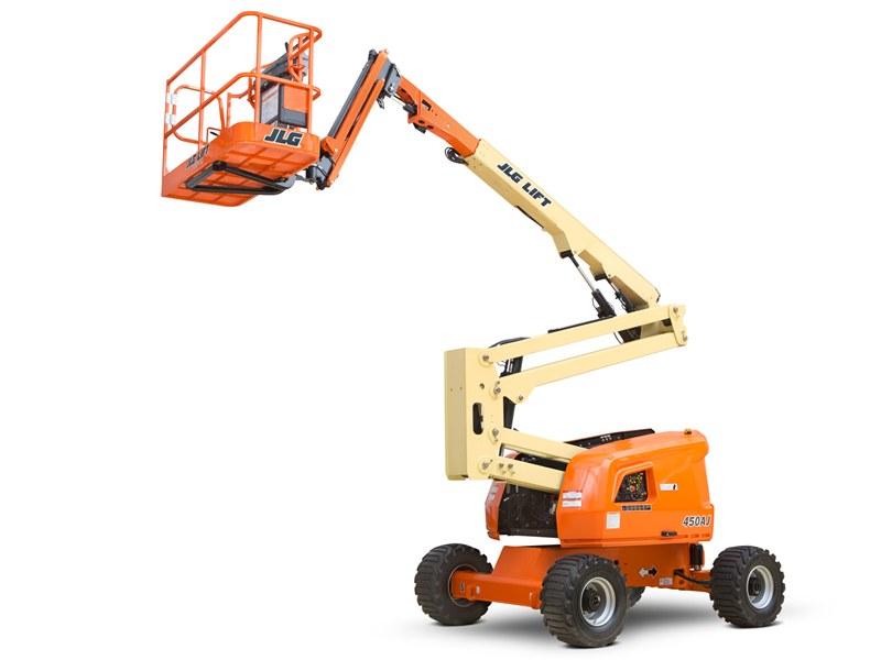 rent boom lift 450AJ
