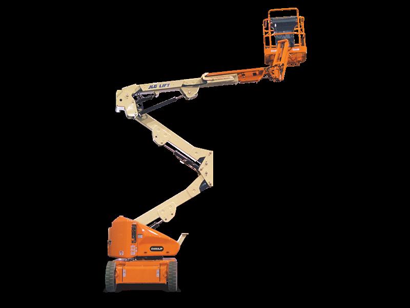 rent boom lift E400A