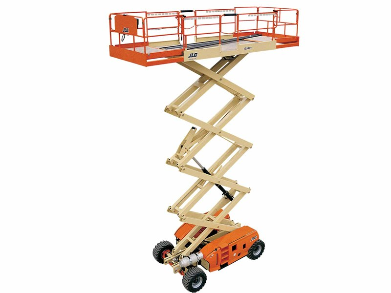 rent scissor lift 4394RT