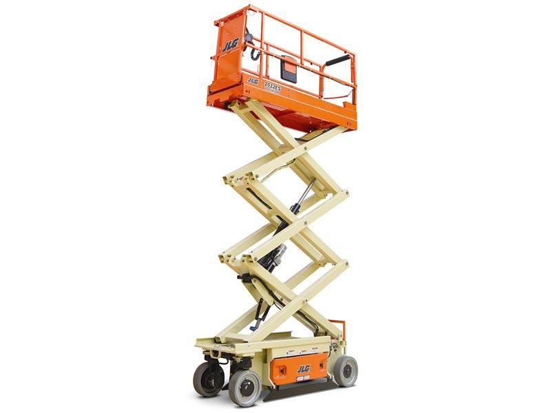 rent scissor lift 2032ES