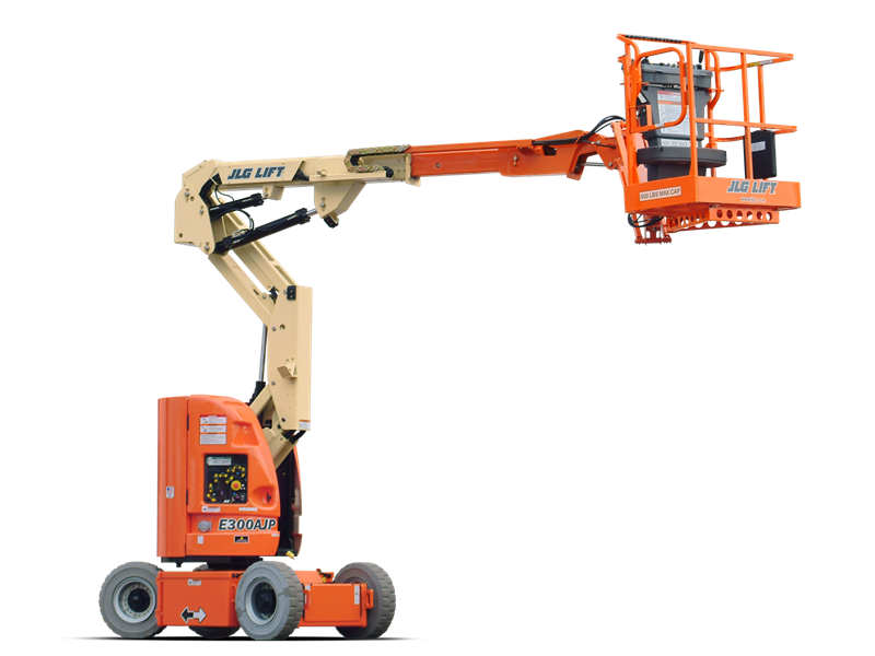 rent boomlift E300AJP